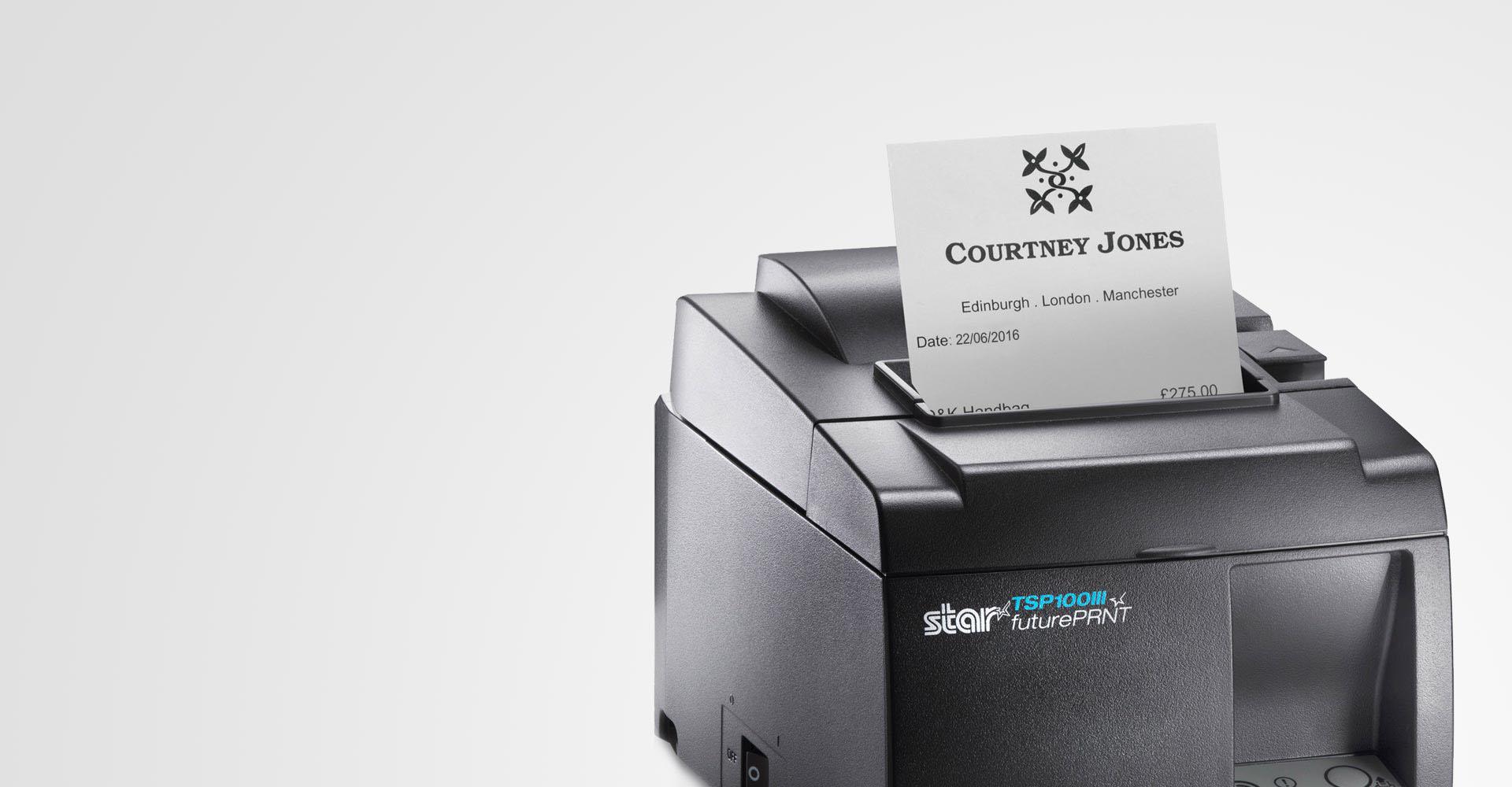 Impresora de tickets TSP100